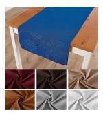 Тишлайфер в седем цвята, идеално естетично допънение за маса, размер 45 x 150см. код-201071