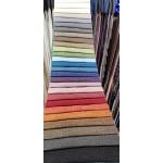 """Плат за завеси """"Зебло"""" двулицев,27 цвята, ширина 280см. код-30449"""