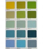 """Бяла покривка за маса от хидрофобиран петноустойчив плат """"duck"""" размер 140x140см. 65% памук, 35% полиестер"""