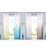 Панел завеса от микросатен с уникален дизайн, размер 245x60см. (височина x ширина), поставя се на обикновена ПВЦ или алуминиева релса, код-85425