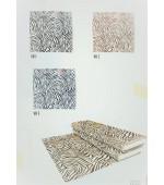 """Плат тип зебра за завеси, покривки,тишлайфери,шалтета,дамаска """"DUCK"""", петно и водоустойчив,  65% памук 35% полиестер, 215гр./м², код-023767"""