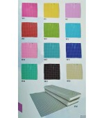 "Нова колекция микрофобиран петноустойчив плат ""DUCK"" подходящ за завеси,покривки,шалтета и дамаска, ширина на плата 180см. цената е за 1л.м 65% памук 35% полиестер, 215гр./м²"