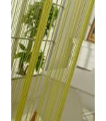 Модно перде на ресни с размер 270x90см. (височина x ширина)