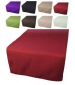 Тишлайфер идеално естетично допънение за маса, изработен от хидрофобиран памучен текстил с размер 40x 140см. (ширина x дължина в см.)