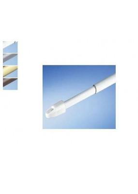 """Разтегателен-телескопичен корниз тип """"Вирта"""" 2 броя в пакет с различни цветове и размери"""