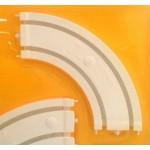 Вътрешен  ъгъл за двуканална и триканална ПВЦ стандартна релса,цената е за един брой